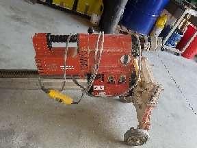 Imagen producto Perforadora hilti de hormigón  2