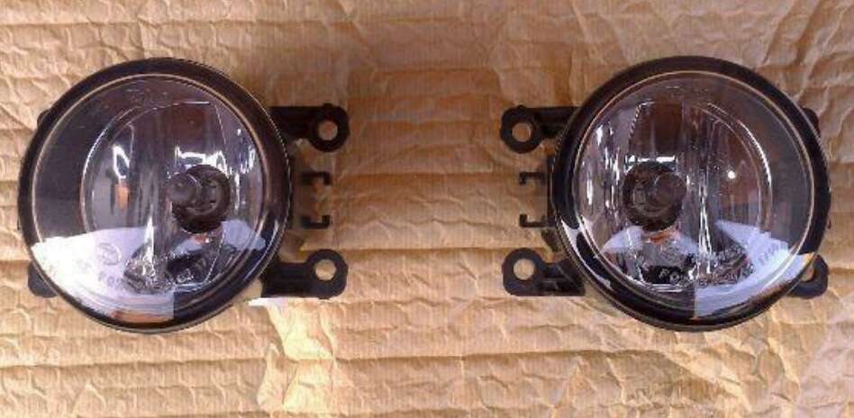 Imagen producto Faros antiniebla y embellecedores para Ford Fiesta 3
