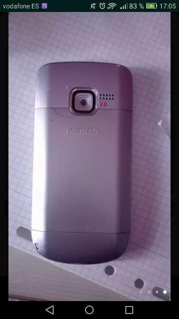 Imagen producto Nokia c3 morado 2