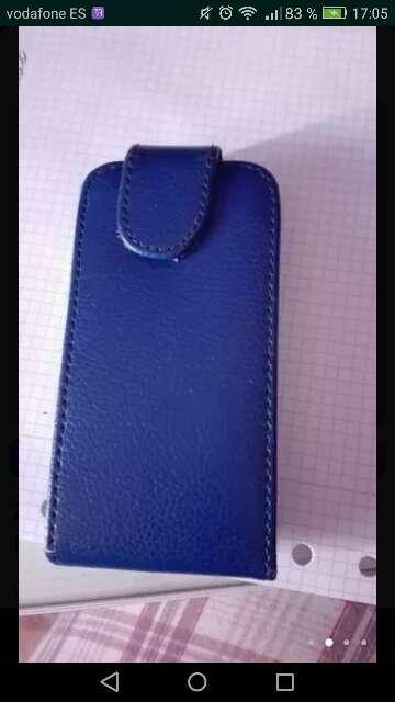 Imagen Nokia c3 morado