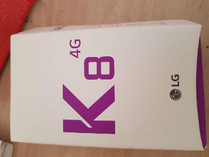 Imagen LG k8 móvil nuevo