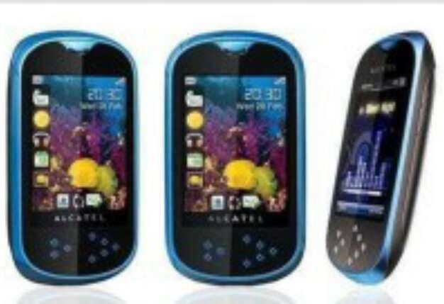 Imagen teléfono móvil Alcatel
