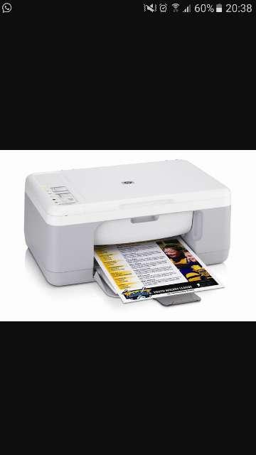 Imagen Impresora HP Deskjet F2280