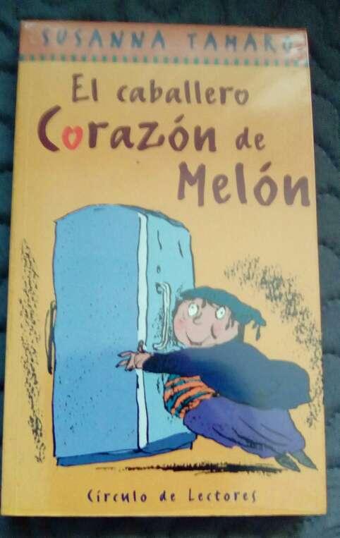 Imagen El caballero Corazón de Melon