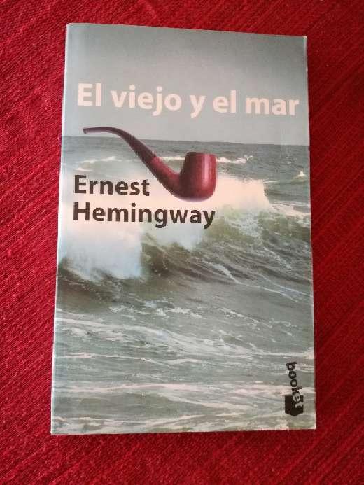 Imagen El viejo y el mar, Ernest Hemingway
