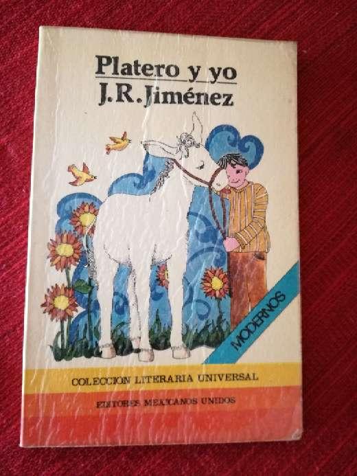 Imagen Platero y yo, Juan Ramón Jiménez