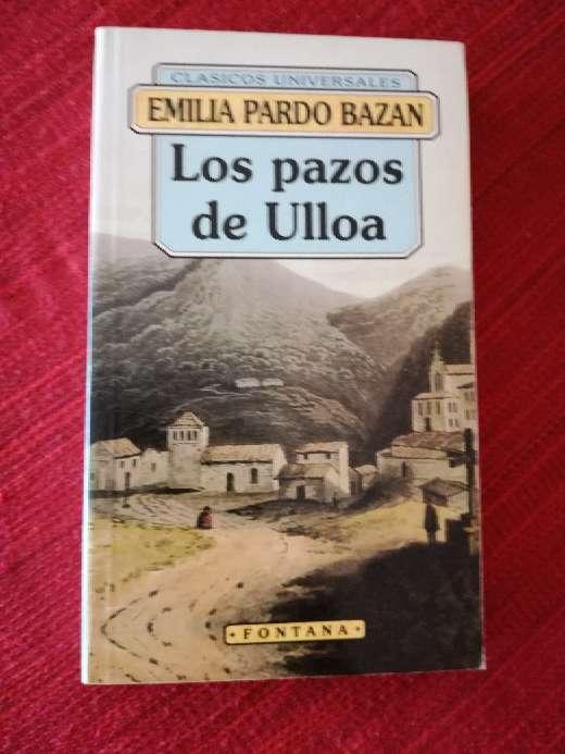 Imagen Los Pazos de Ulloa, Emilia Pardo Bazán
