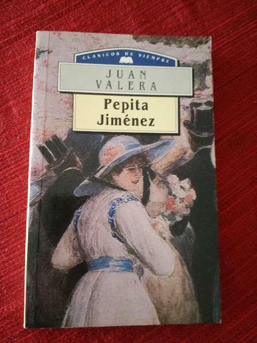 Imagen Pepita Jiménez, Juan Valera