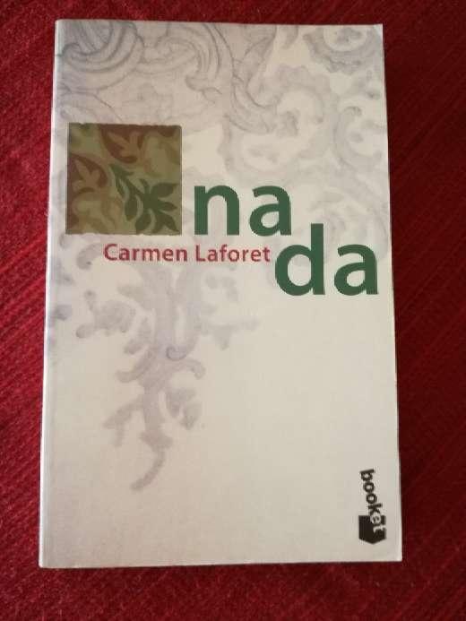 Imagen Nada, Carmen Laforet