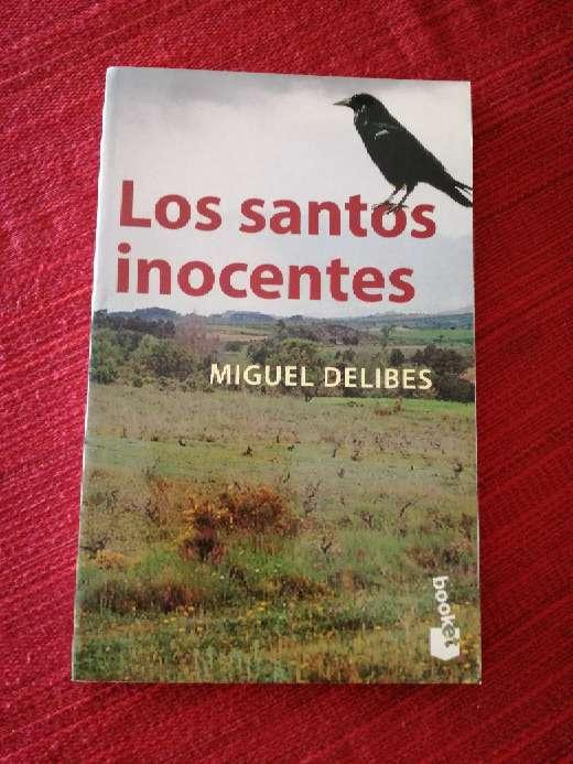 Imagen Los santos inocentes, Miguel Delibes