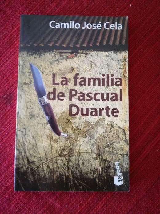 Imagen La familia de Pascual Duarte, Camilo José Cela