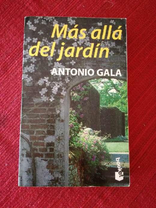 Imagen Más allá del jardín, Antonio Gala