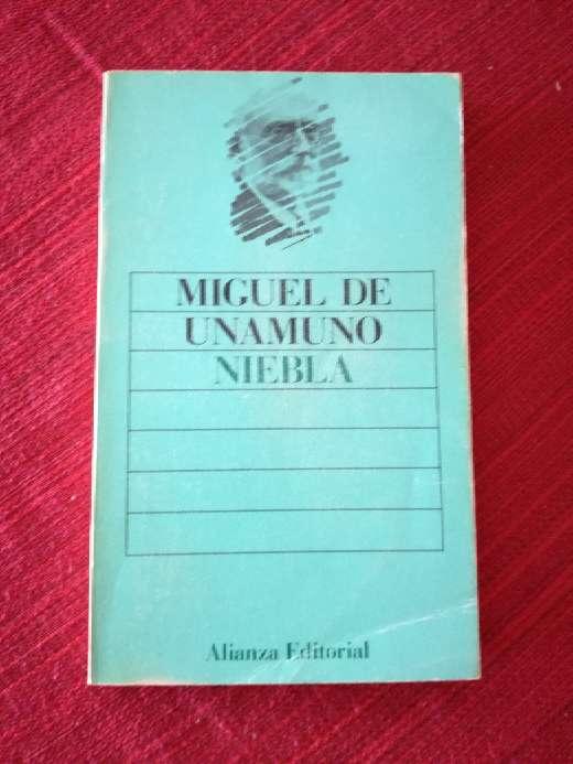 Imagen Niebla, Miguel de Unamuno