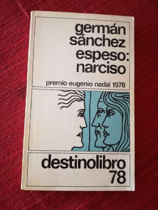 Imagen Narciso, Germán Sánchez Espeso