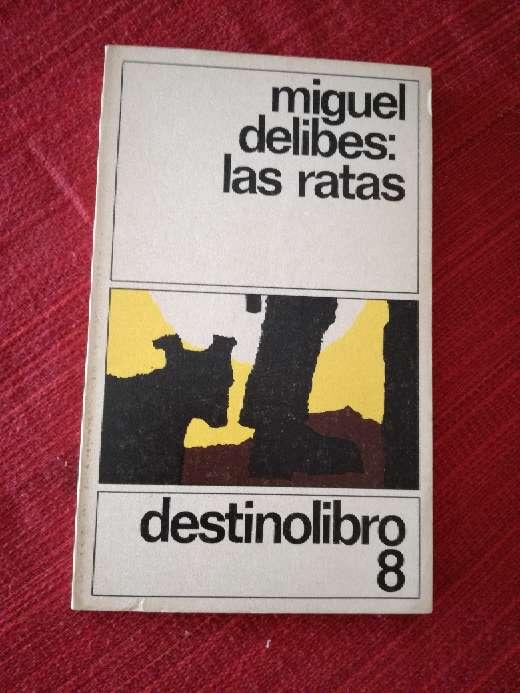 Imagen Las ratas, Miguel Delibes