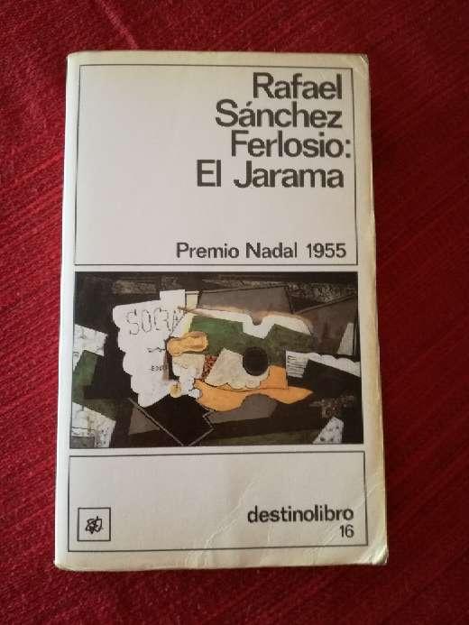 Imagen El Jarama, Rafael Sánchez Ferlosio