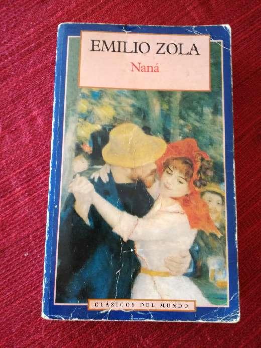 Imagen Nana, Emile Zola