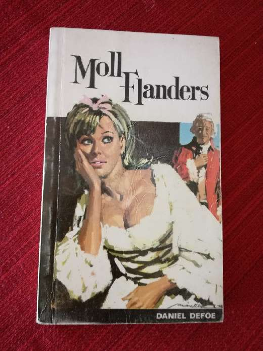 Imagen Moll Flanders, Daniel Defoe