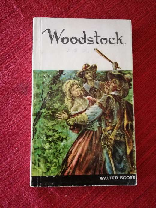 Imagen Woodstock, Walter Scott