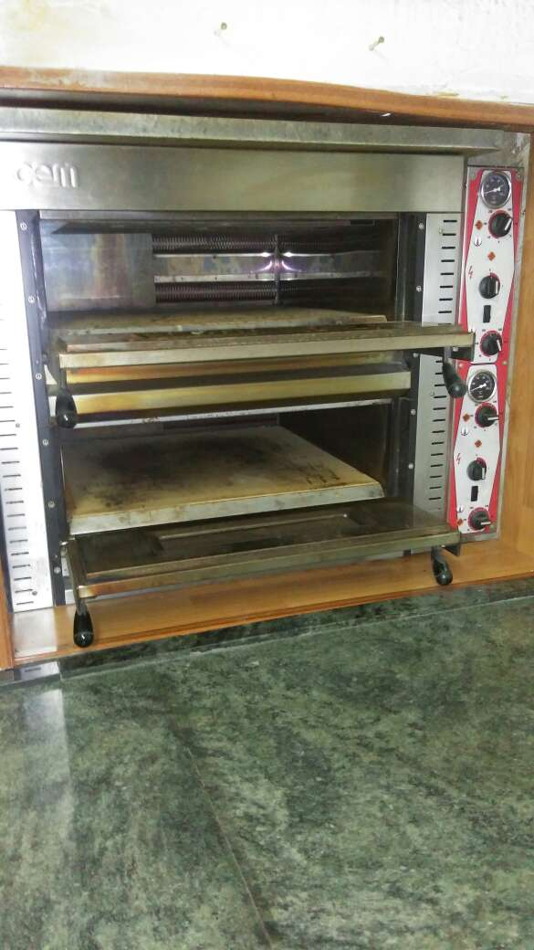 Imagen producto Horno de pizzas 2