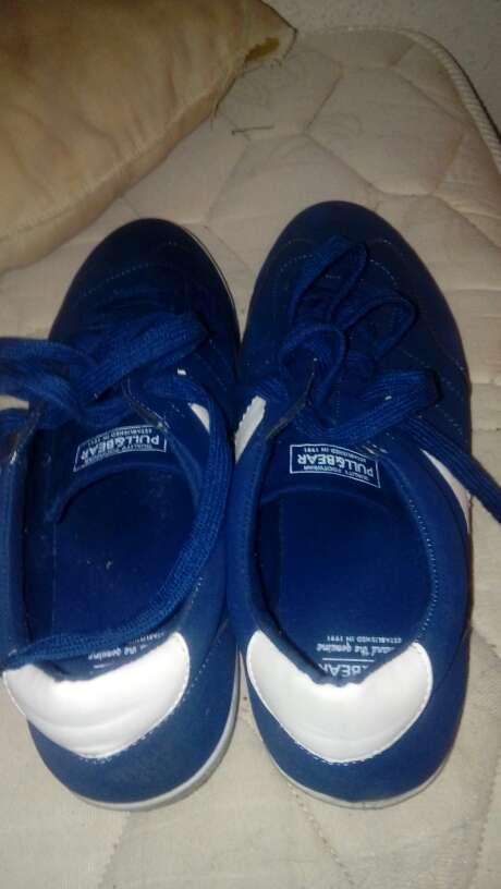 Imagen cambia zapatillas