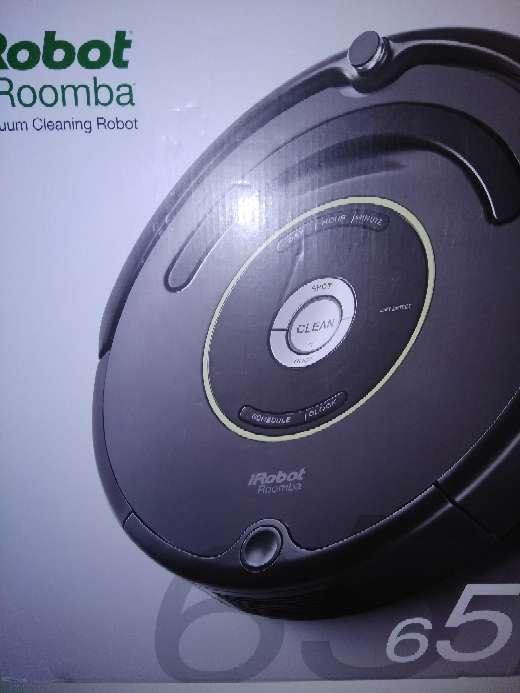 Imagen aspirador Roomba