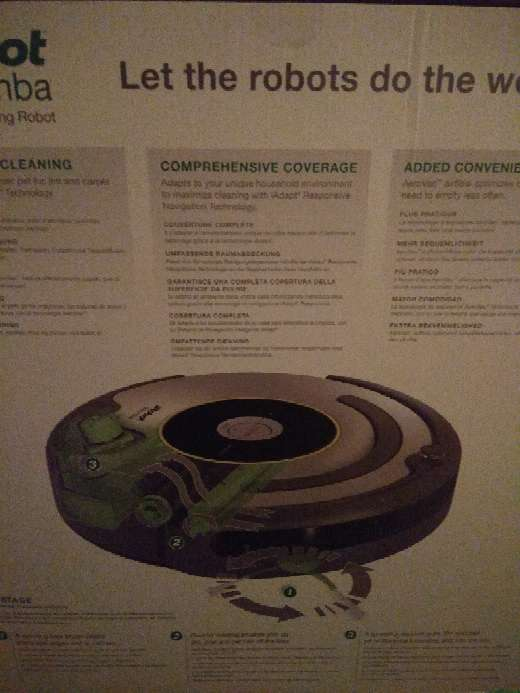 Imagen producto Aspirador Roomba 5