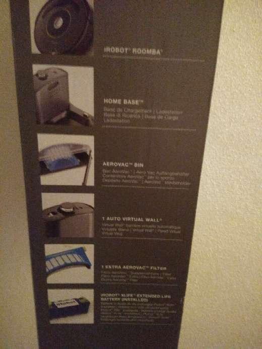 Imagen producto Aspirador Roomba 4