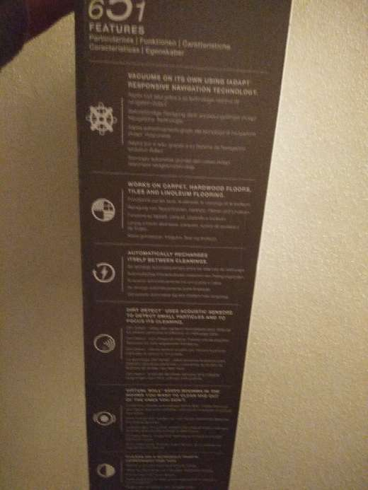 Imagen producto Aspirador Roomba 3