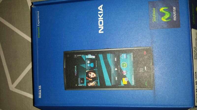 Imagen Móvil Nokia Nuevo