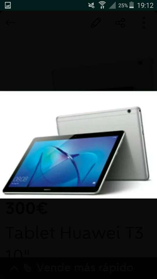 Imagen Tablet Huawei T3 10