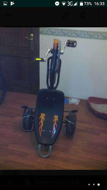 Imagen kart o balance bike