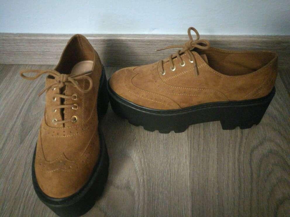 Imagen zapato de plataforma