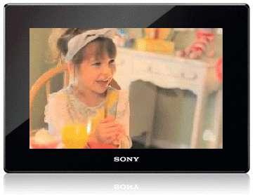 Imagen Sony DPF-D70 7-inch Digital Photo Frame 130