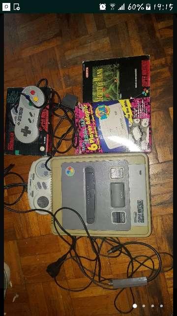 Imagen producto Super Nintendo  1