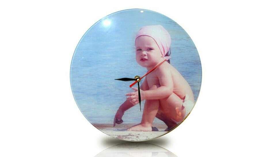 Imagen Reloj de cristal