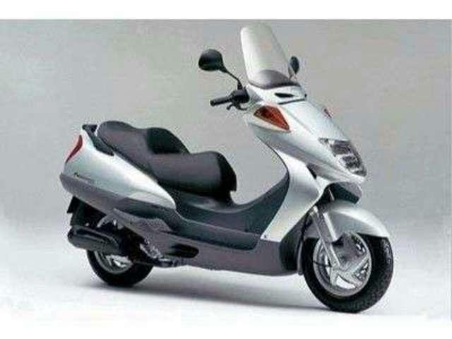 Imagen Despiece Honda Foresight 250cc