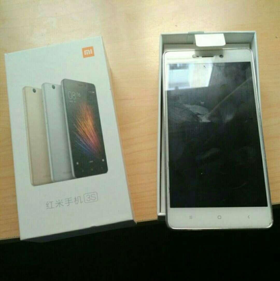 Imagen Xiaomi Redmi 3S.