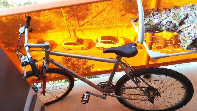 Imagen Bicicleta de marchas