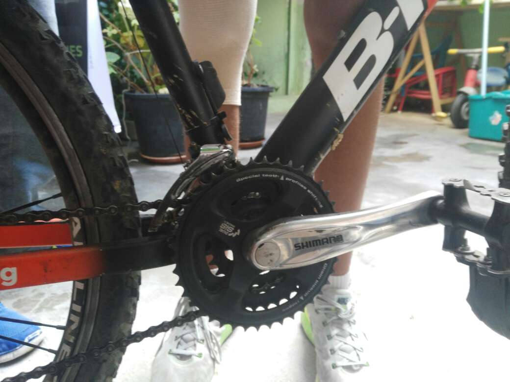 Imagen producto Bici  B-PRO 7