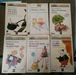 Imagen Libros primeros lectores