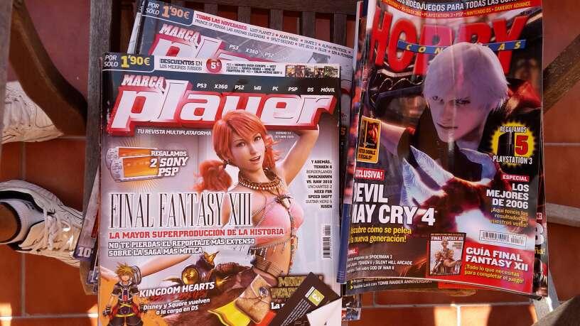 Imagen producto Lote 200 revistas Play 2