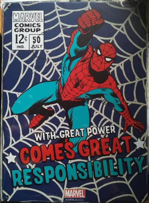 Imagen Spiderman Marvel Comic