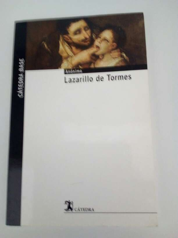 Imagen lazarillo de Tormes