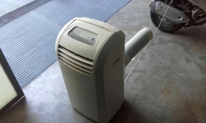 Imagen aire acondicionado portatil