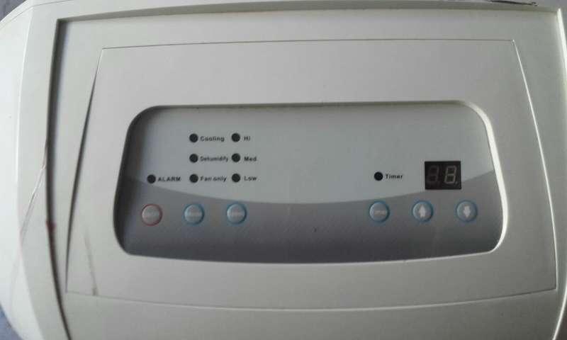 Imagen producto Aire acondicionado portatil 2