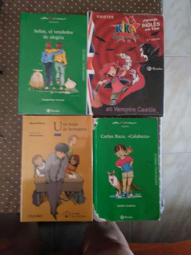 Imagen producto Libros lectura desde 10 años 2