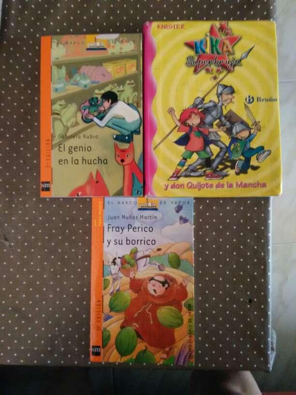 Imagen producto Libros lectura desde 9 años 3