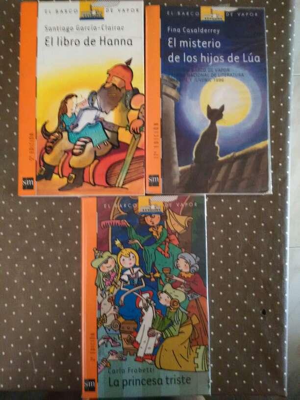 Imagen producto Libros lectura desde 9 años 2