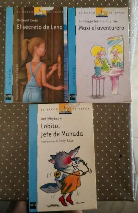 Imagen Libros lectura desde 7 años
